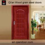 熱伝達のプリントによって電流を通される鋼鉄ドア