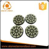 Prateleira de polir cerâmica de cerâmica com piso de concreto de 3 polegadas