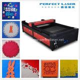 Máquina de matéria têxtil quente do corte da gravura do laser do CO2 da venda 2015