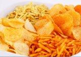 Pommes chips fraîches d'acier inoxydable faisant la machine