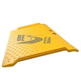 Gelbe StahlReforced bewegliche Kandare-Rampe