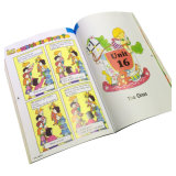 Service d'impression de livre de l'histoire des enfants en Chine (DPB001)