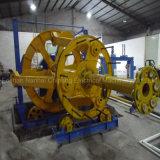 Equipamento da fabricação de cabos do fio de cobre