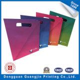Мешок по-разному подарка цветов бумажный с умирает ручка отрезока (GJ-Bag001)