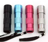 12 LED-UVfackel, zum der Fleck-Urin-Skorpion-Detektor Blacklight ultraviolett-Taschenlampe zu finden
