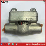 여성 Thread 및 Socket Welded Check Valve