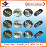 Metal personalizzato Logo Label per Handbag Luggage