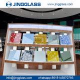 Schönes gerolltes abgehärtetes keramischer Fritte-Silk-Screen gedrucktes Glas