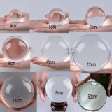 90mm Top Clear Transparent Crystal Ball brillant Glass Photosphere