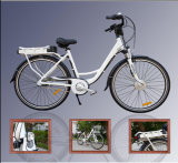 Grankee Green Electric Bicycle für Lady 700c 250W-500W