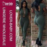 Nueva Mujer ropa de moda caliente (L55164)