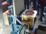 Small Medium Frequency Induction Melting Furnace for Silver/Copper/Gold