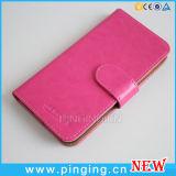 プラスiPhone 7/7のための札入れPUの革フリップカバーケース