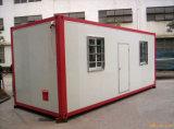 Camera del contenitore della struttura d'acciaio del pannello a sandwich