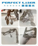 Tagliatrice calda della fibra della lamiera sottile di vendita 2016 per acciaio inossidabile