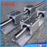 Trilhos de guia de ligas de alumínio totalmente estocados