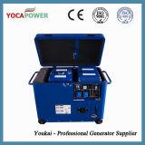 Groupe électrogène diesel de pouvoir portatif silencieux neuf du modèle 5kVA