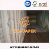 Tarjeta de papel del trazador de líneas revestido de calidad superior del arte para la producción del rectángulo