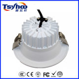 Baixa ESPIGA de alumínio elevada dos lúmens 30W de Ugr ou diodo emissor de luz Recessed SMD Downlight do teto