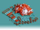 Части стандарта поставкы фабрики Non стандартным отлитые в форму силиконом резиновый