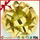 Curva da fita da estrela do Glitter da embalagem para a decoração do Natal