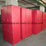 Fumeihua Red Compact Laminate Gym Electronic Locker