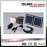 tiefes Leitungskabel-saure Solarbatterie der Schleife-12V28ah