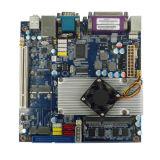 Placa madre usada Socket478 de la industria de Embeded con la ranura de /Mini-Pice del procesador del átomo N550