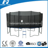 14ft Trampoline di lusso con Safety Net (TUV/GS, LGA, CE)