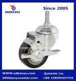フォーシャンの安価なPVC Fixed Caster Wheel