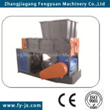 PP PE PVC Hard Shredder de tubos / Waste Plastic Shredding Machine