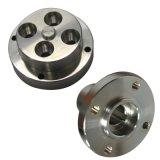 정밀도 CNC 맷돌로 가는 알루미늄 기관자전차 석쇠 날의 사면 덮개 부속