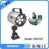 Lampe fonctionnante de machine de bras court de lumière de machine d'IP65 DEL 24V/100-240V