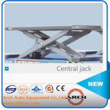 Plate-forme automatique de levage de matériel de garage de levage de véhicule de ciseaux