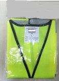 Sicherheits-Weste mit reflektierendem Band für Arbeitskleidung (DFV1007)