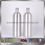 فائرة زاهية صورة طباعة ألومنيوم زجاجة