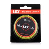 SpitzenSelling Ud Brand SS 316L Wire 24G/26g/28g