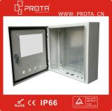 IP65金属の壁の台紙の電気キャビネット