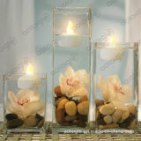Colonna Shape Water Proof Flick Flameless LED Candle Supply su Bars