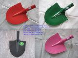 Multicolor лопата S527 лопаткоулавливателя инструментов садовничая стальная