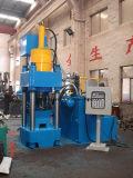 Máquina de rapagem de aço da imprensa de ladrilhagem