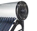 2016 nuevos calentadores solares de la pipa de calor de la presión del acuerdo del diseño