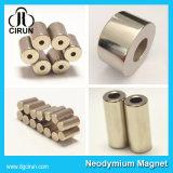 Forte magnete su ordinazione del neodimio N50 della terra rara