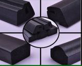 Quadratischer EPDM Schaumgummi-Netzkabel-Gummi-Strangpresßling