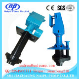 탄성 중합체 Lined Vertical Slurry Sump Pump (100RV)