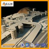 Modelo de planeamento das facilidades públicas/modelos modelo arquitectónicos do fabricante/exposição do edifício de modelagem/modelo da mesquita Jiamala do saudita