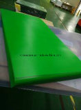 Strato rigido di plastica trasparente impresso colorato del PVC per Pritning