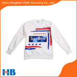 衣料メーカーの卸し売り子供は子供の男の子のTシャツの綿の摩耗の男の子の長い袖のTシャツを身に着けている