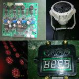 éclairage extérieur imperméable à l'eau de PARITÉ de 54X3w RGBW IP65 DEL