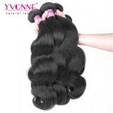 Weave человеческих волос волос девственницы верхнего качества бразильский